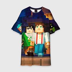 Детское платье Minecraft Men's
