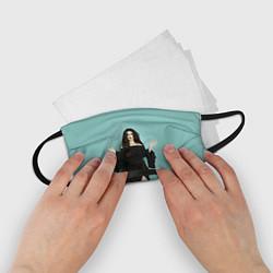 Маска для лица детская Selena Gomez цвета 3D — фото 2