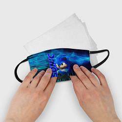 Маска для лица детская Sonik цвета 3D — фото 2