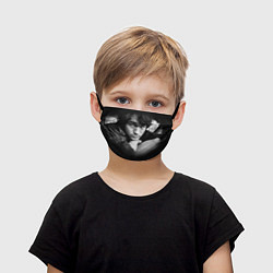 Детская маска для лица Виктор Цой