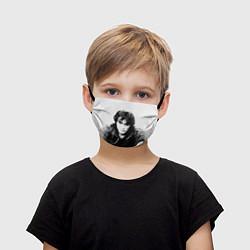 Детская маска для лица Кино: Виктор Цой