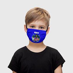 Детская маска для лица Kiss Show