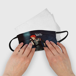 Маска для лица детская Gerard Way цвета 3D — фото 2