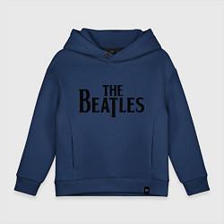 Детское худи оверсайз The Beatles