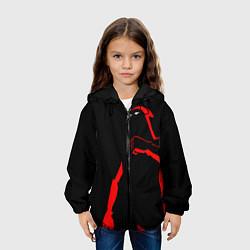 Куртка 3D с капюшоном для ребенка Dethklok: Dark Man - фото 2