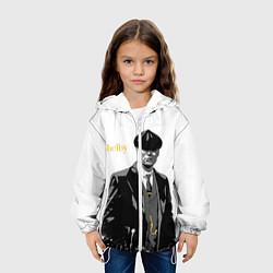 Куртка 3D с капюшоном для ребенка Томас Шелби - фото 2