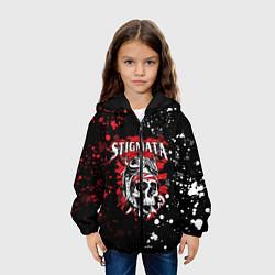 Куртка 3D с капюшоном для ребенка Stigmata - фото 2