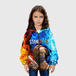 Куртка 3D с капюшоном для ребенка STANDOFF 2 - фото 2