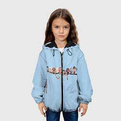 Куртка 3D с капюшоном для ребенка Совы на ветке - фото 2