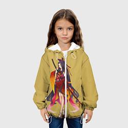 Куртка 3D с капюшоном для ребенка Geisha 2 - фото 2
