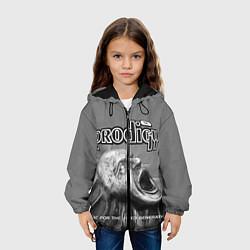 Куртка с капюшоном детская The Prodigy: Madness цвета 3D-черный — фото 2