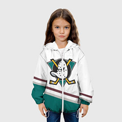 Куртка 3D с капюшоном для ребенка Anaheim Ducks Selanne - фото 2