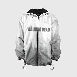 Куртка с капюшоном детская The Walking Dead: Shadows цвета 3D-черный — фото 1