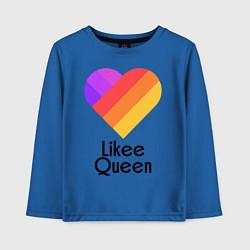 Детский лонгслив Likee Queen
