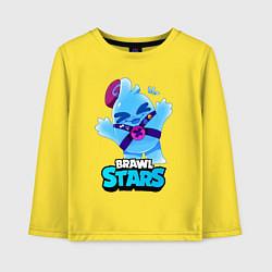 Детский лонгслив Сквик Squeak Brawl Stars
