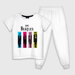 Детская пижама Walking Beatles