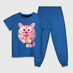 Детская пижама Котик Likee