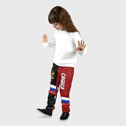 Брюки детские Crimea, Russia цвета 3D — фото 2