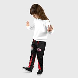 Брюки детские MMA Elite цвета 3D — фото 2