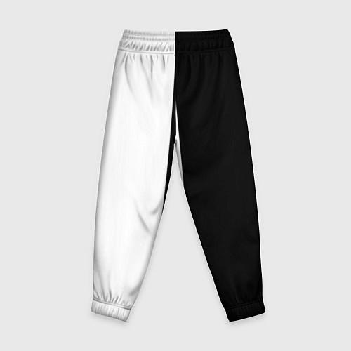 Детские брюки BILLIE EILISH / 3D – фото 2