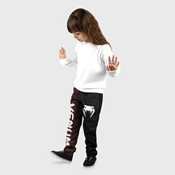 Брюки детские VENUM цвета 3D-принт — фото 2