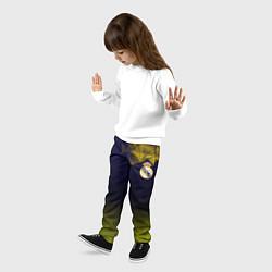Брюки детские Real Madrid цвета 3D — фото 2