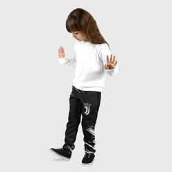 Брюки детские JUVENTUS цвета 3D — фото 2
