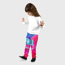Брюки детские FALL GUYS: Ultimate Knockout цвета 3D — фото 2