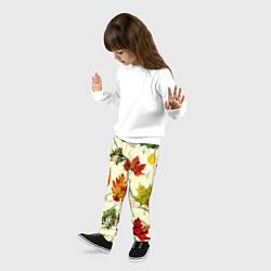 Брюки детские Осень цвета 3D — фото 2