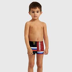 Плавки для мальчика Primorye, Russia цвета 3D — фото 2