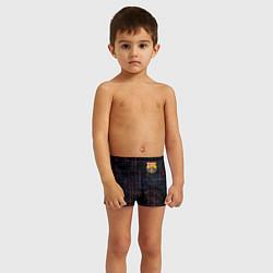 Плавки для мальчика BARSELONA цвета 3D — фото 2