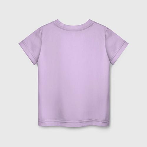 Детская футболка Только френдзона / Лаванда – фото 2