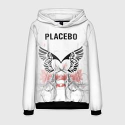 Толстовка-худи мужская Placebo цвета 3D-черный — фото 1