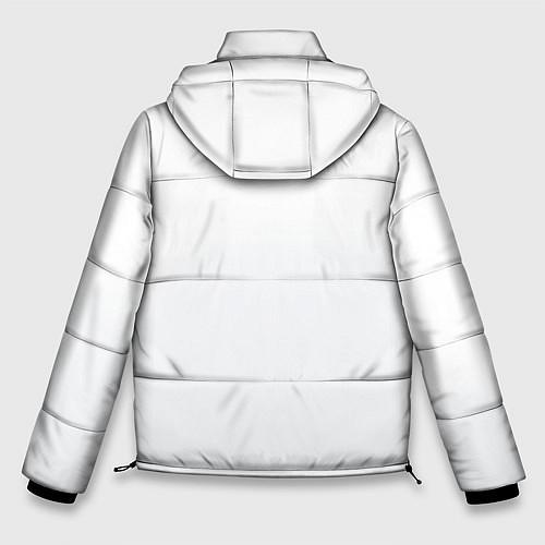 Мужская зимняя куртка Группа Пикник / 3D-Черный – фото 2