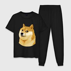 Мужская пижама Doge