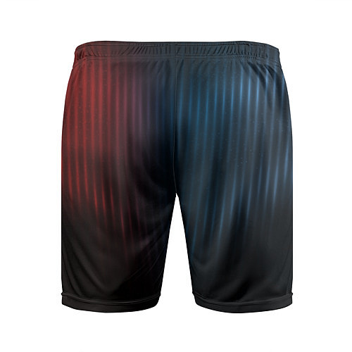 Мужские спортивные шорты BMW M / 3D – фото 2