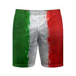 Шорты спортивные мужские Italian цвета 3D — фото 1