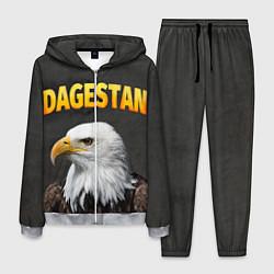 Костюм мужской Dagestan Eagle цвета 3D-меланж — фото 1