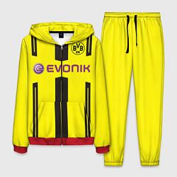 Костюм мужской BVB FC: Evonik цвета 3D-красный — фото 1