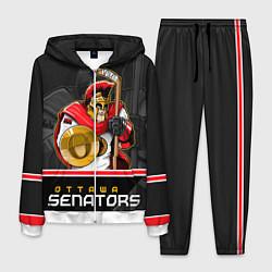 Костюм мужской Ottawa Senators цвета 3D-белый — фото 1