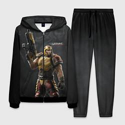 Костюм мужской Quake цвета 3D-черный — фото 1