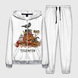 Костюм мужской Halloween цвета 3D-меланж — фото 1