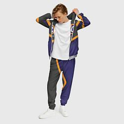 Костюм мужской Digital Chaos Uniform цвета 3D-меланж — фото 2