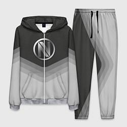 Костюм мужской EnVyUs Uniform цвета 3D-меланж — фото 1