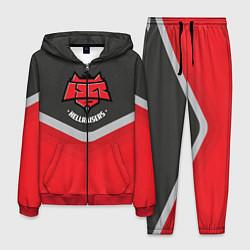 Костюм мужской HellRaisers Uniform цвета 3D-красный — фото 1