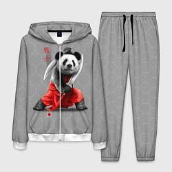 Костюм мужской Master Panda цвета 3D-белый — фото 1