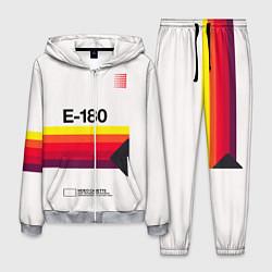 Костюм мужской VHS E-180 цвета 3D-меланж — фото 1