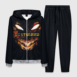 Костюм мужской Disturbed Demon цвета 3D-меланж — фото 1