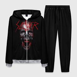 Костюм мужской Slayer: Wild Skull цвета 3D-меланж — фото 1