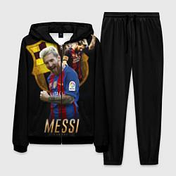 Костюм мужской Messi Star цвета 3D-черный — фото 1